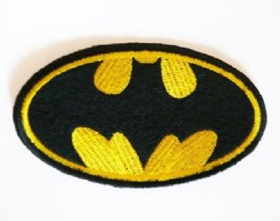 Batman 'Logo' Patch